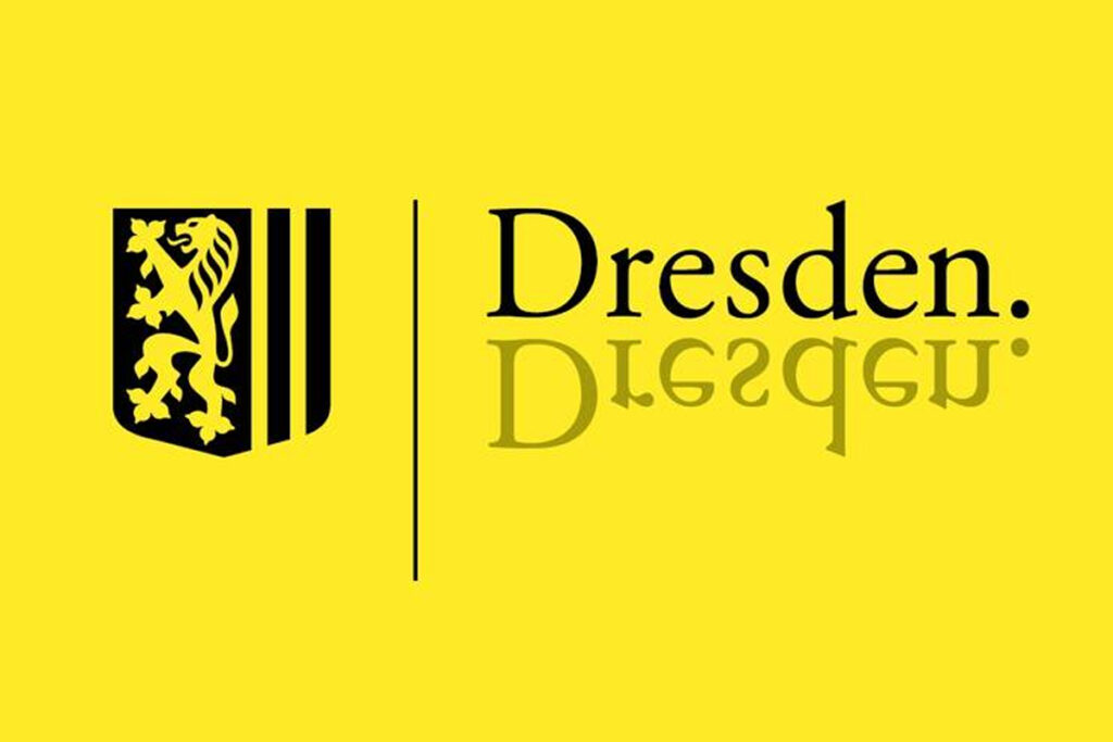 Logo Landeshauptstadt Dresden