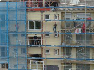 housebuilding, maurer, craftsmen