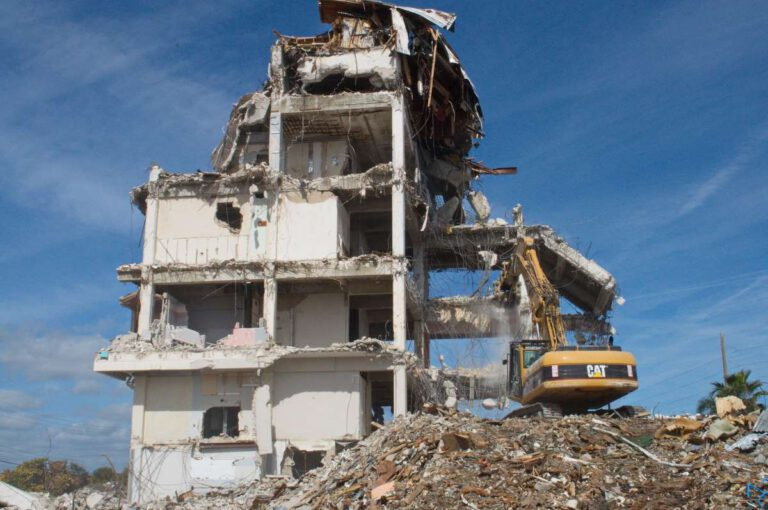 In Bauabfällen steckt ein enormes Recycling-Potenzial. Foto: kerry rawlinson/Unsplash