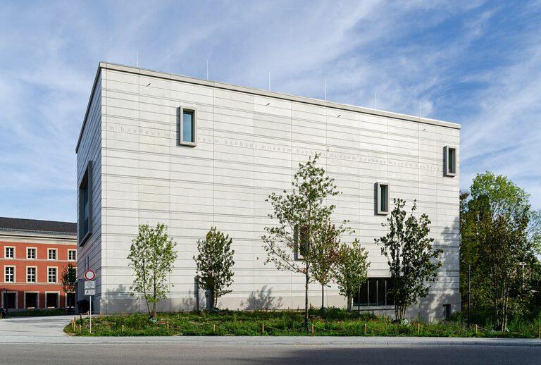 Das 2019 eröffnete Bauhaus-Museum in Weimar ist kein Beispiel für innovatives, klimagerechtes Bauen. Foto: © Steffen Schmitz (Carschten) / Wikimedia Commons / CC BY-SA 4.0