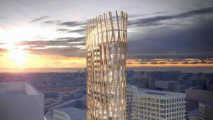 Visualisierung: © 2021 PLP Architecture International Ltd