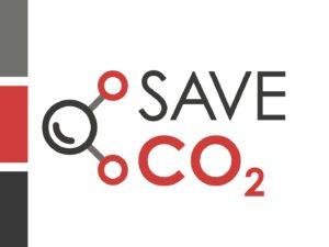 Logo des Verbundprojekts SAVE CO2, Copyright © Fraunhofer UMSICHT