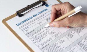 ESG-Verifikation zur EU-Taxonomie   Quelle: DGNB