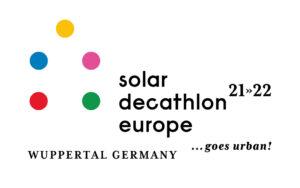 Logo © Solar Decathlon Europe 21/22 (SDE 21/22), Bergische Universität Wuppertal