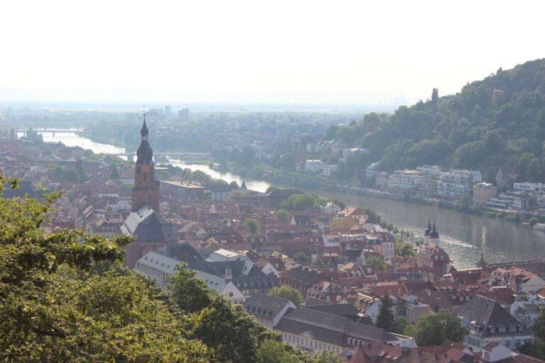 Heidelberg hat bereits seit 2019 einen 30-Punkte-Aktionsplan für mehr Klimaschutz. Bis 2030 will die Stadt klimaneutral sein. Foto: Metro Centric, Lizenz: CC BY 2.0