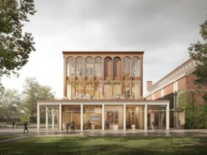 Quelle: Alison Brooks Architects, Visualisierung: Filippo Bolognese Images