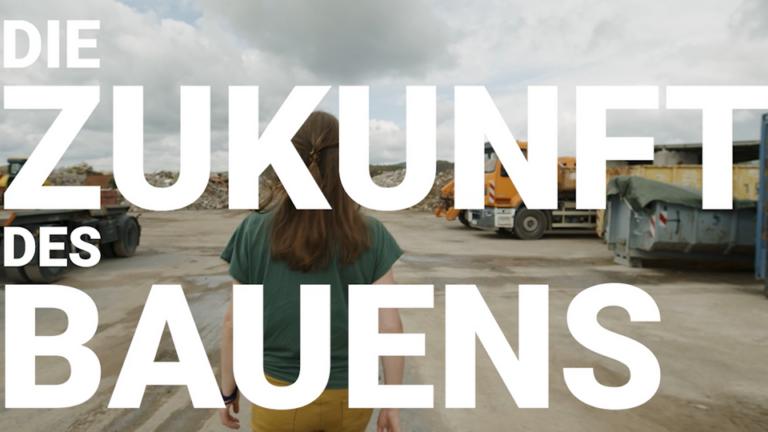 """Kurzdokumentation """"Die Zukunft des Bauens"""", © Moringa GmbH 2021"""