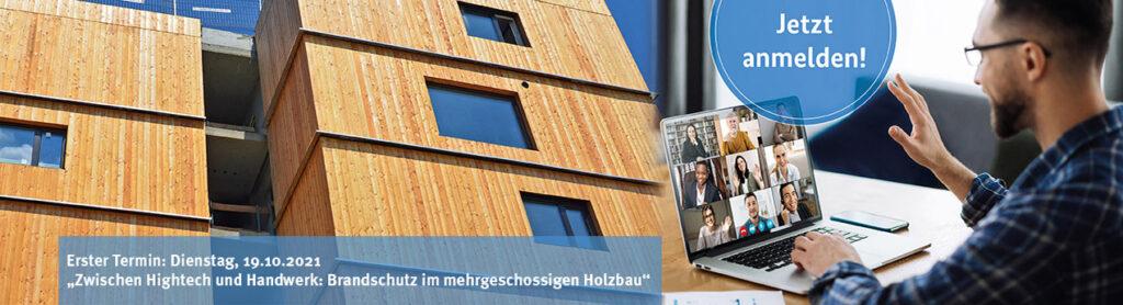Themennachmittag Holzbau, Grafik: © Fachagentur Nachwachsende Rohstoffe e. V. (FNR)