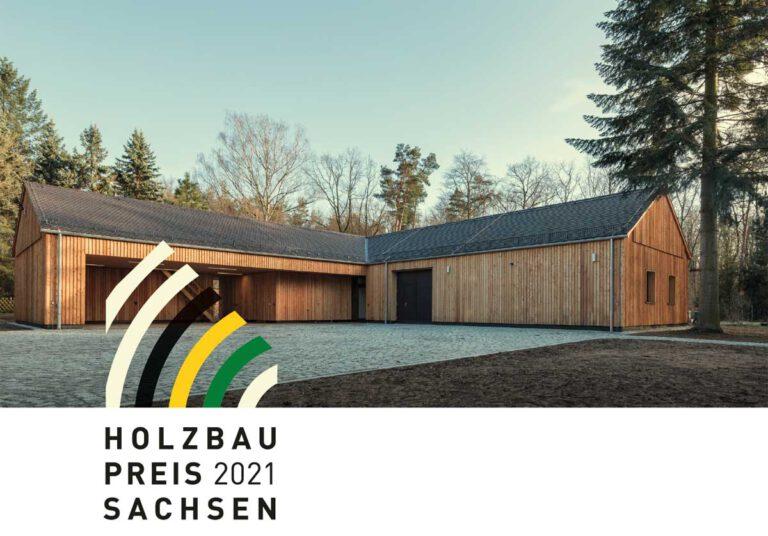 Dokumentation zum Holzbaupreis Sachsen 2021, Quelle: : Landesinnungsverband des Zimmerer- und Holzbaugewerbes für Sachsen
